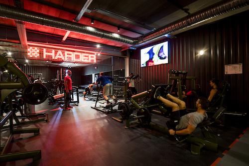 une nouvelle salle de fitness avec hypoxie ouvre aix triathlaix triathlon aix en provence. Black Bedroom Furniture Sets. Home Design Ideas