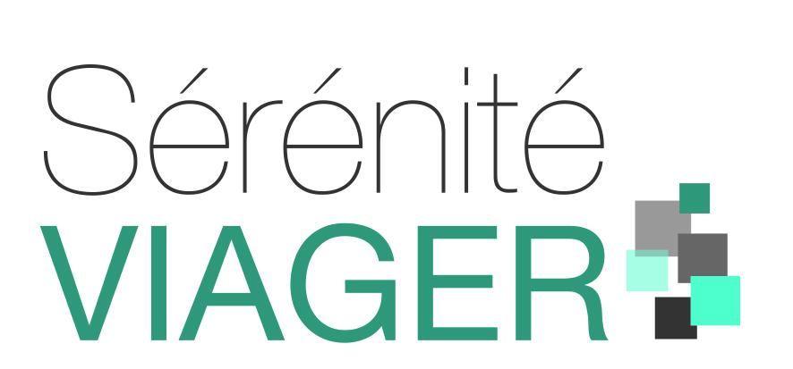 Logo Sérénité Viager sans baseline